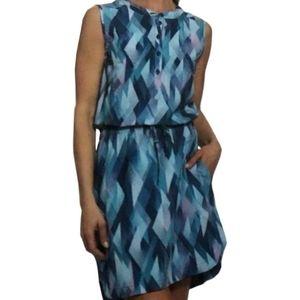 Gerry sport sleeveless drawstring dress